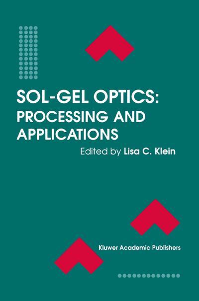 Sol-Gel Optics