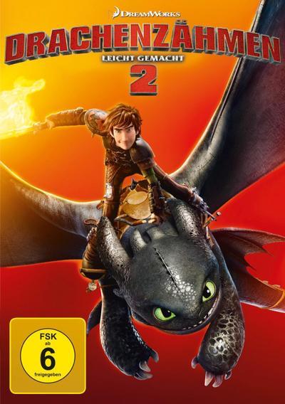 Drachenzähmen leicht gemacht 2 - Universal Pictures Germany Gmbh (DVD) - DVD, Englisch| Deutsch, Cressida Cowell, Deutsch, Deutsch