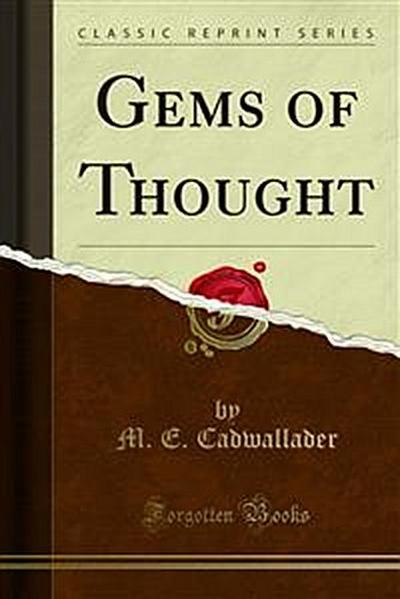 Gems of Thought