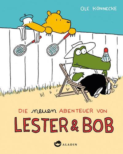 Die neuen Abenteuer von Lester und Bob; Deutsch