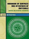 9780080533827 - Handbook of Surfaces and Interfaces of Materials, Five-Volume Set - Buch