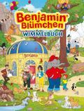 Benjamin Blümchen Wimmelbuch