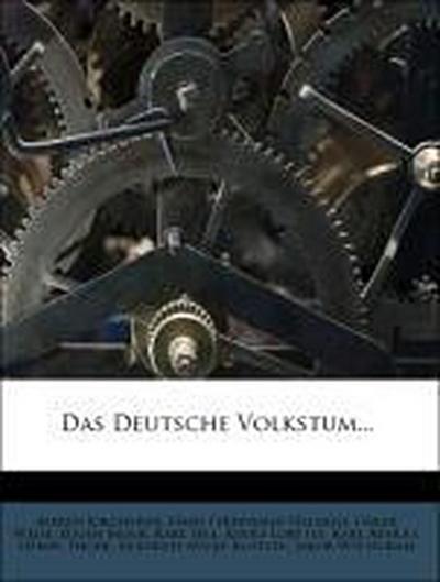 Das Deutsche Volkstum...