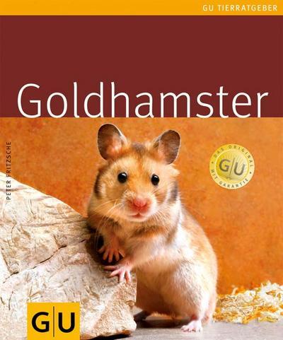 Goldhamster   ; GU Haus & Garten Tier-Ratgeber; Deutsch; , 90 farb. Fotos -