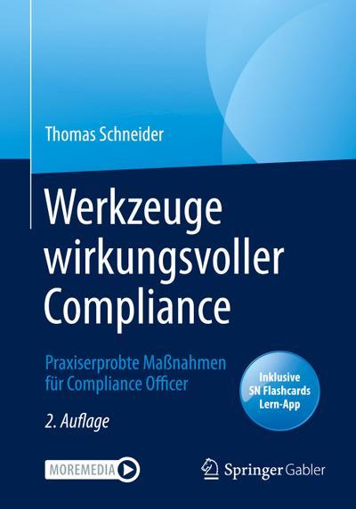 Werkzeuge wirkungsvoller Compliance
