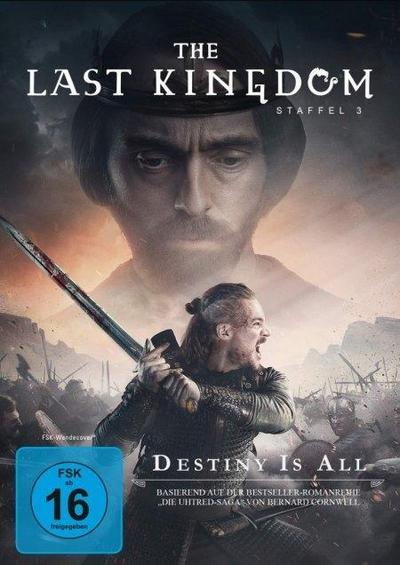 The Last Kingdom - Staffel 3 (Softbox). DVD