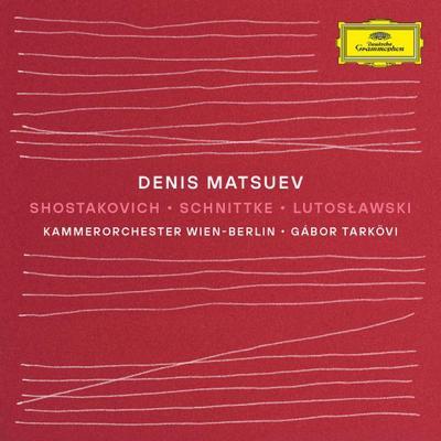 Shostakovich - Schnittke - Lutoslawski