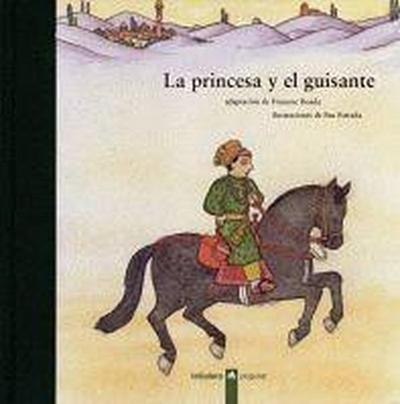 PRINCESA Y EL GUISANTE,LA/+CD ()