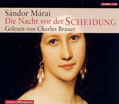 Die Nacht vor der Scheidung. 5 CDs