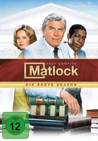 Matlock - Season 1 (7 Discs, Multibox)