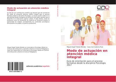 Modo de actuación en atención médica integral