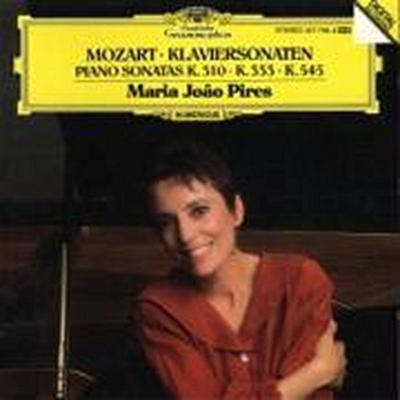 Klaviersonaten KV 310,333,545