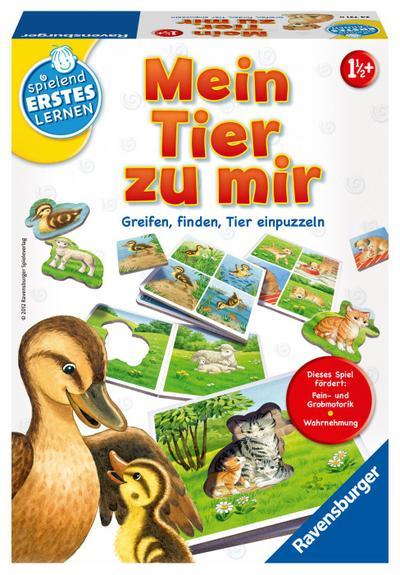 Ravensburger 24731 - Mein Tier zu mir
