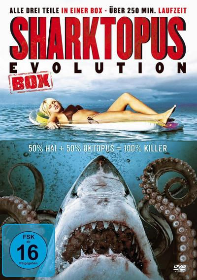 Sharktopus Evolution Box