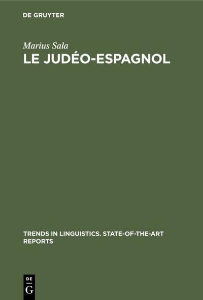 Le Judéo-Espagnol