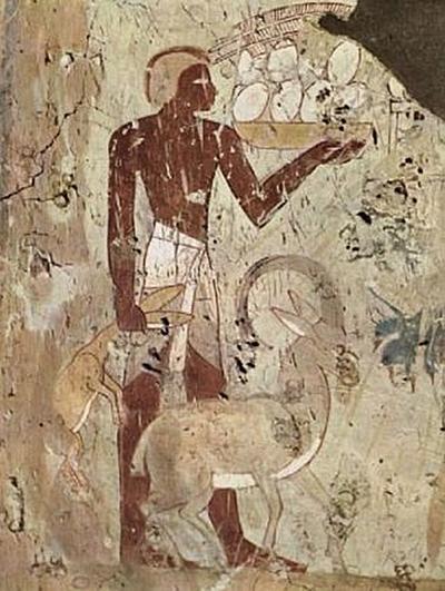 Maler der Grabkammer des Horemhab - Angehöriger des Heeres unter Thutmosis IV. - 200 Teile (Puzzle)