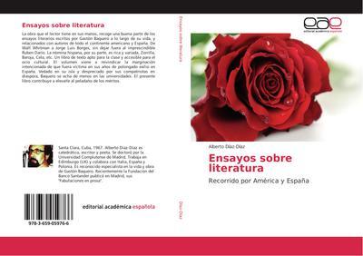 Ensayos sobre literatura - Alberto Díaz-Díaz