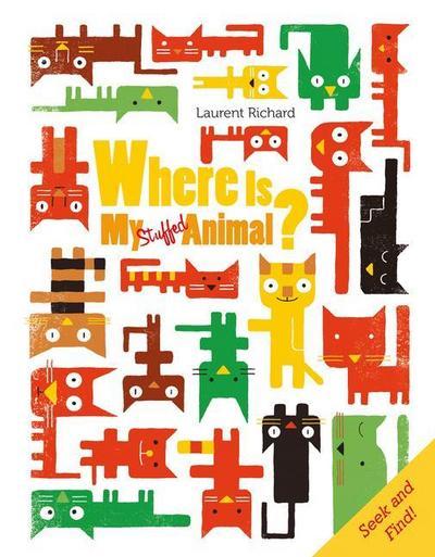 Where Is My Stuffed Animal?