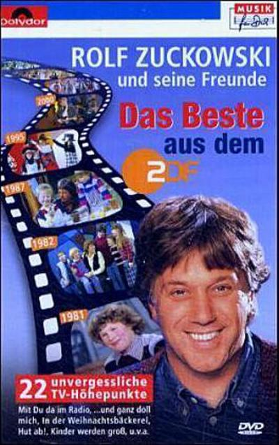 Rolf Zuckowski und seine Freunde - Das Beste aus dem ZDF - Musik Für Dich - DVD, Deutsch, Rolf Zuckowski und seine Freunde, ,