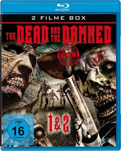 The Dead and the Damned 1 & 2 Uncut Edition