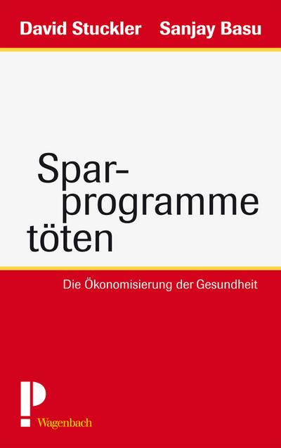 Sparprogramme töten