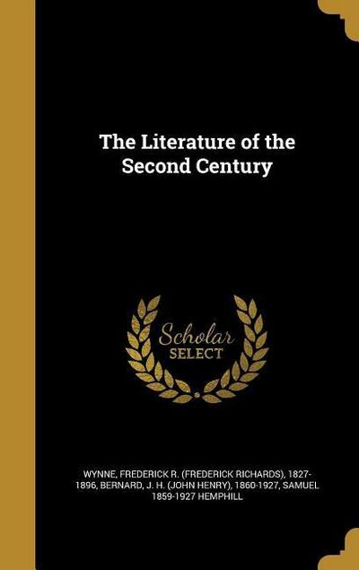 LITERATURE OF THE 2ND CENTURY