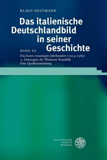 Zeitzeugen der Weimarer Republik Teil 2 Klaus Heitmann