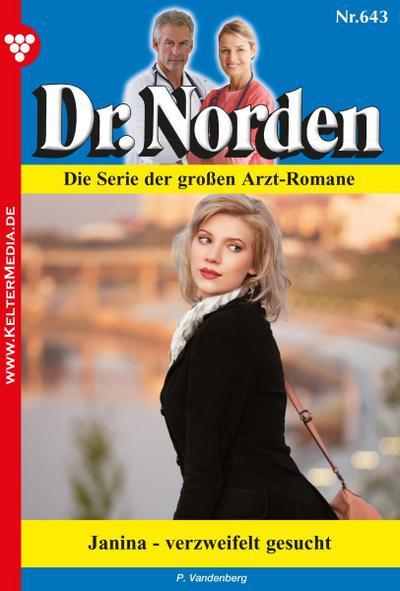 Dr. Norden 643 – Arztroman