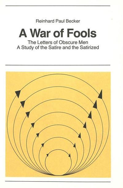 A War of Fools