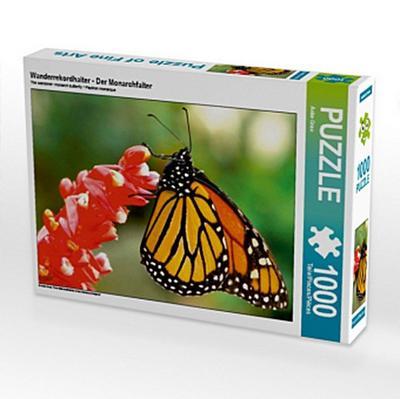 Wanderrekordhalter - Der Monarchfalter (Puzzle)