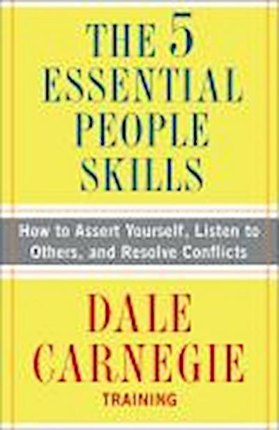 5 Essential People Skills