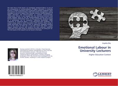 Emotional Labour in University Lecturers