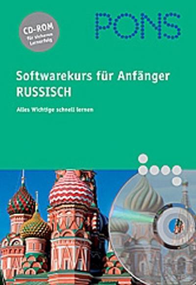 PONS Softwarekurs für Anfänger Russisch
