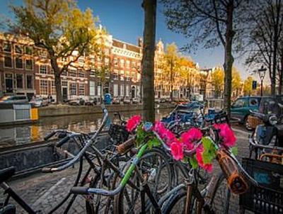 Amsterdam - 2.000 Teile (Puzzle)