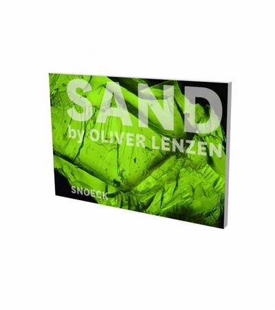 SAND by Oliver Lenzen