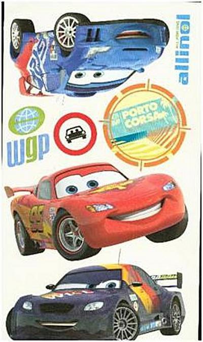 RoomMates - DISNEY Cars 2