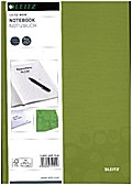 Leitz Notizbuch WOW A4 liniert, grün