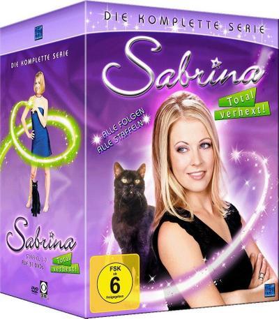 Sabrina - Total verhext! - Staffel 1-7 (Katalogneuheit)