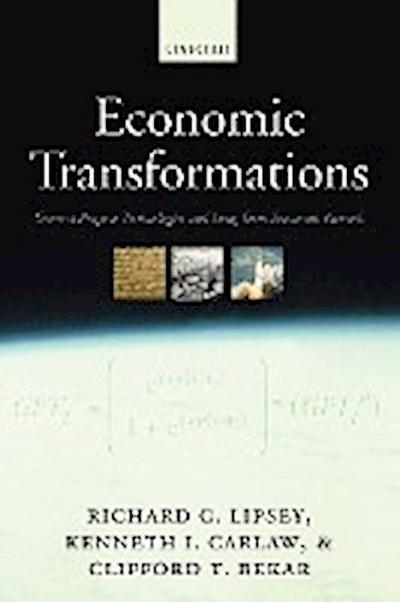 Economic Transformations: General Purpose Technologies and Long Term Economic Growth