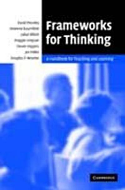 Frameworks for Thinking