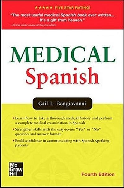 Medical Spanish, English-Spanish