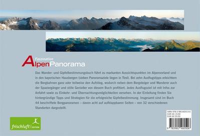 Faszination Alpenpanorama