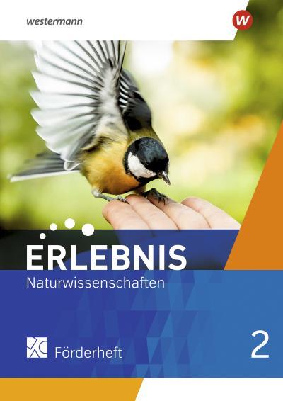 Erlebnis Naturwissenschaften 2. Förderheft. Allgemeine Ausgabe