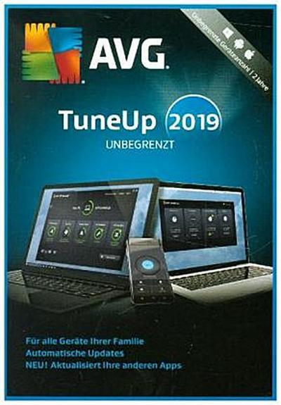 AVG TuneUp unbegrenzt 2019