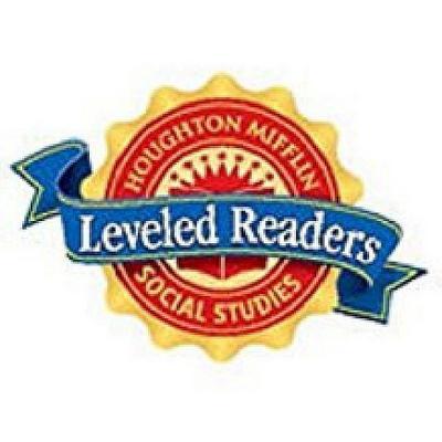 Houghton Mifflin Social Studies: American Hero Biographies Big Book Grade 1 Thomas Jefferson