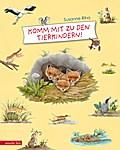 Komm mit zu den Tierkindern!; Ill. v. Riha, Susanne; Deutsch; durchgehend farbig illustriert