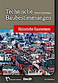 Technische Baubestimmungen - Historische Baunormen - DVD Einzelplatzlizenz