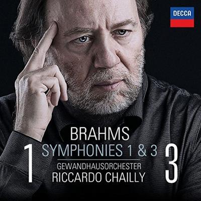 Brahms: Sinfonien 1 & 3