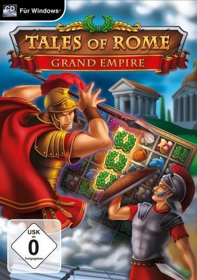 Tales of Rome - Grand Empire. Für Windows Vista/7/8/10