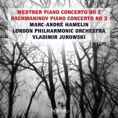 Klavierkonzert Nr. 2 in c-Moll/Klavierkonzert  Nr. 3 in d-Moll
